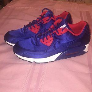Nike Air Max 90 SE Deep Royal men shoe